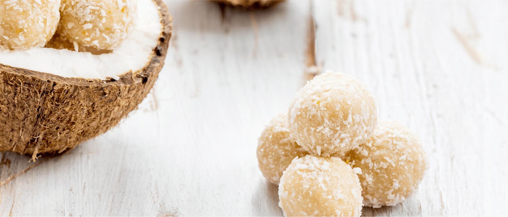 Lemon Coconut Balls in blog-min