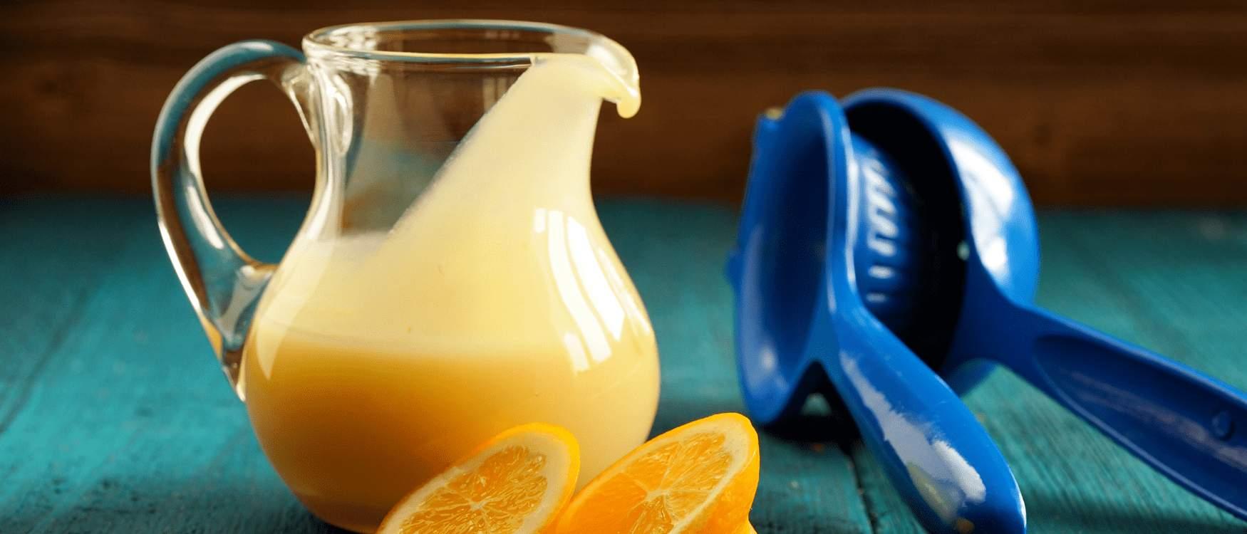 Lemon Custard recipe