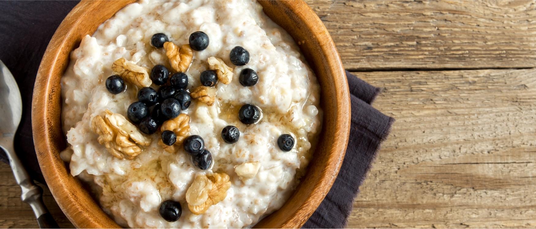AIP Caluflower Porridge Recipe