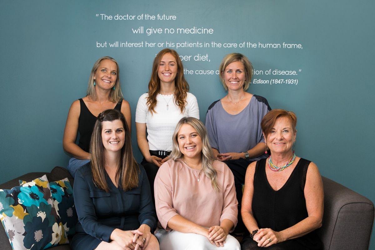 Team Photo The Healing Room